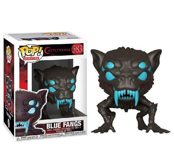 Funko pop! castlevania blue fangs funko
