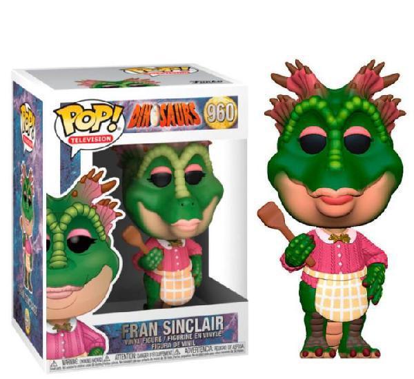 Funko pop! dinosaurs fran sinclair funko