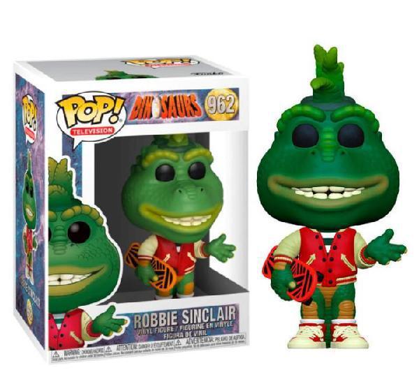 Funko pop! dinosaurs robbie sinclair funko