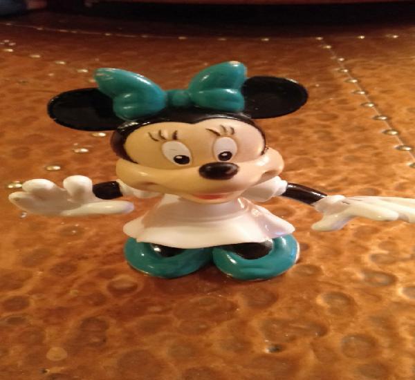 Figura de minnie mouse articulada disney