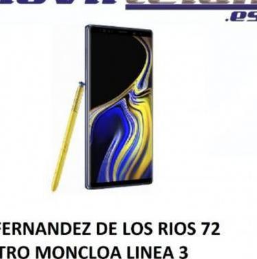 Galaxy note 9 128gb dual sim azul muy buen est...