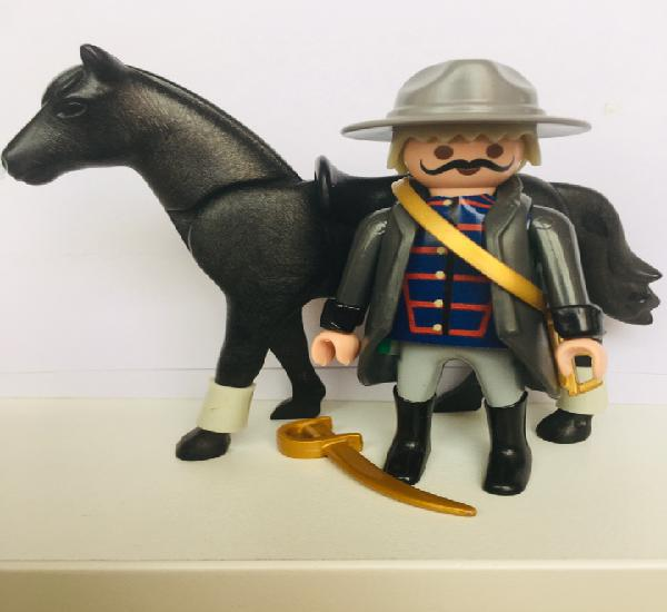 General albert sidney johnson. confederate army. playmobil