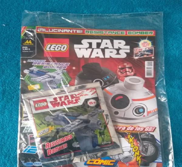 Lego star wars revista n° 47