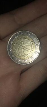 Moneda 2 republica francesa uem 2009