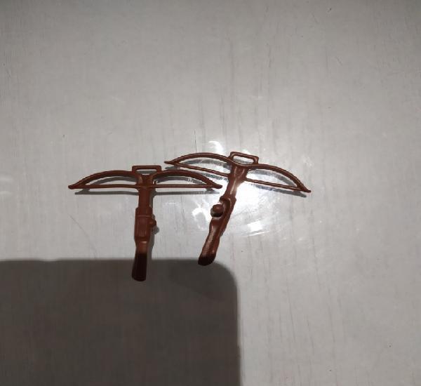 Playmobil arco indio bayoneta