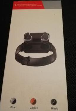 Reloj inteligente con auriculares
