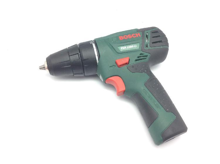 Atornillador a bateria bosch verde psr 1080 li