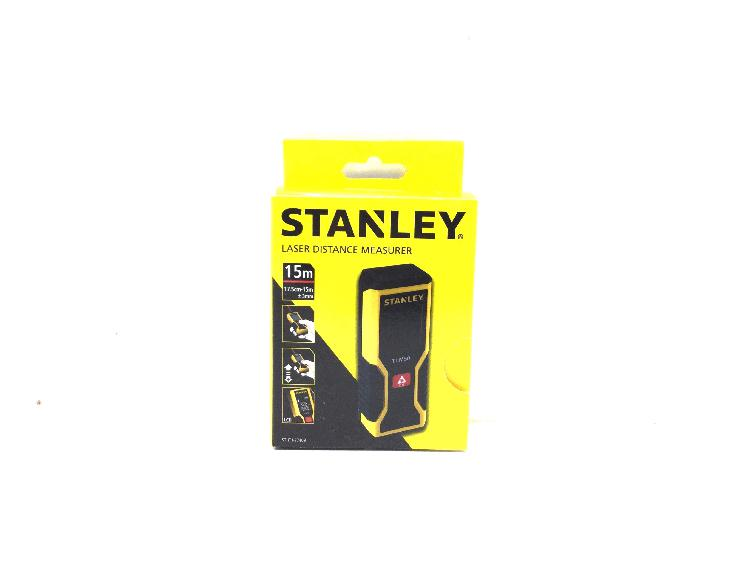 Medidor laser stanley tlm50