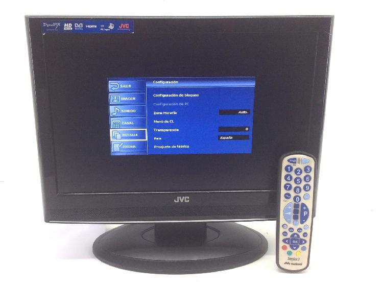 Televisor lcd jvc lt-19da1bu