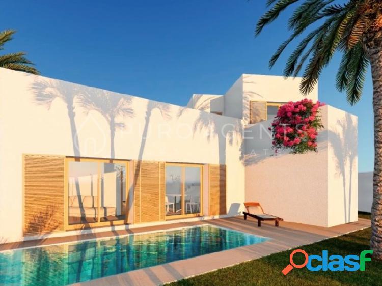 Terreno con licencia para un chalet espectacular de nueva construcción de alta calidad con diseño moderno en Son Ferrer. 3