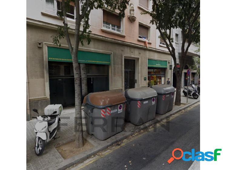 Local comercial en alquiler en calle sepúlveda barcelona.