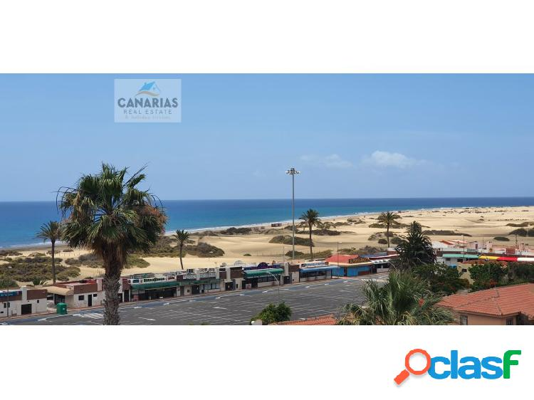 Chalet en primera linea, playa del inglés, maspalomas, gran canaria