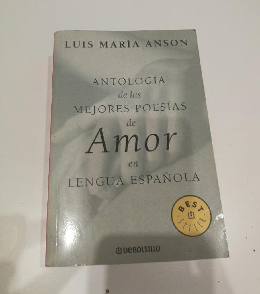 Antologia de las mejores poesias.