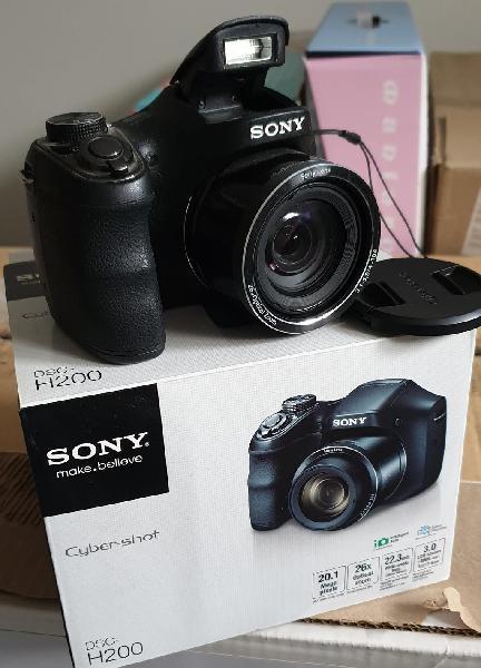 Camara fotos digital sony cyber-shot