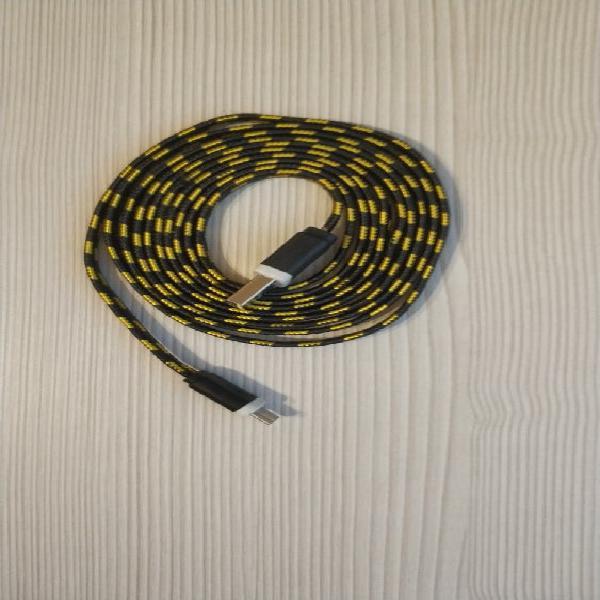 Cable usb a micro-usb de 2 metros