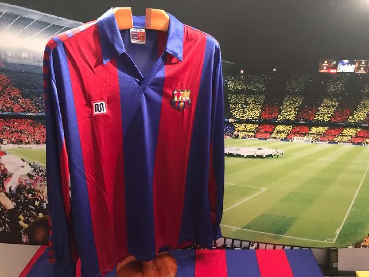 Camiseta meyba fc barcelona