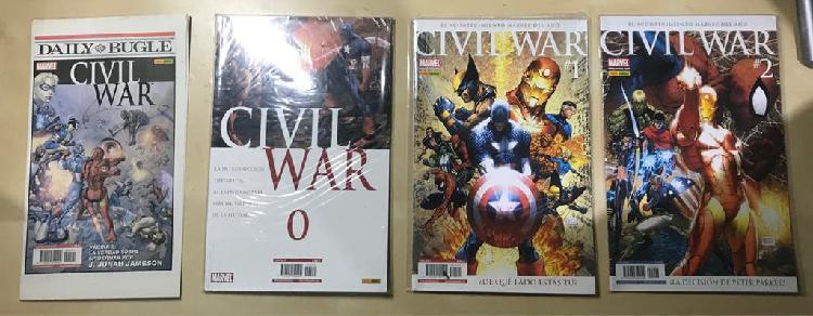 Civil war completa