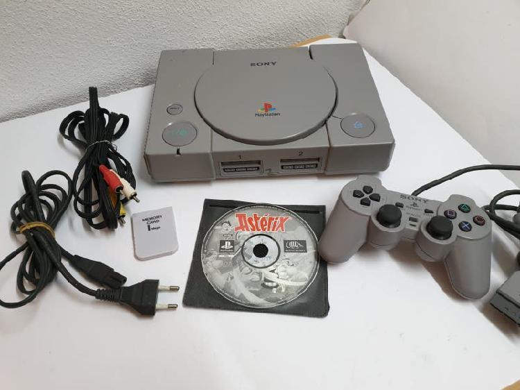 Consola sony playstation 1 modelo 5502