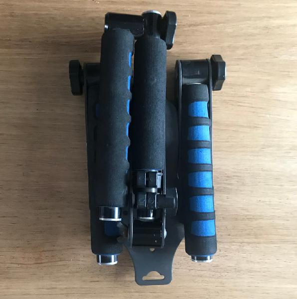 Dslr kit de hombro estabilizador de steadycam