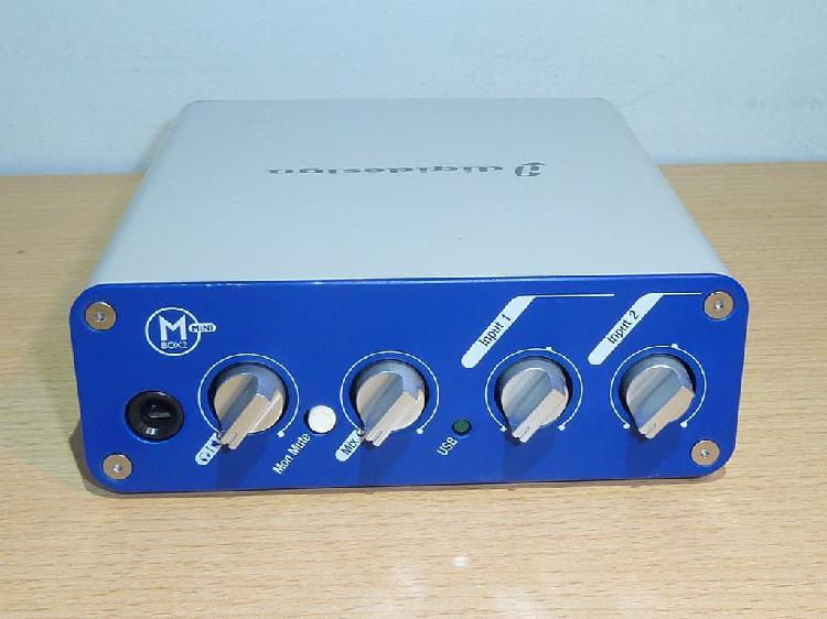 Digidesign m box 2 mini