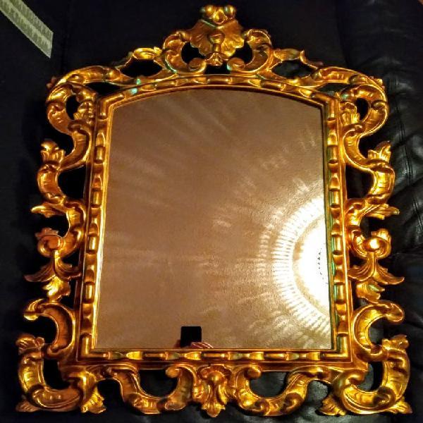 Espejo antiguo, veneciano