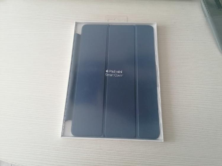 Funda ipad mini apple smart cover azul