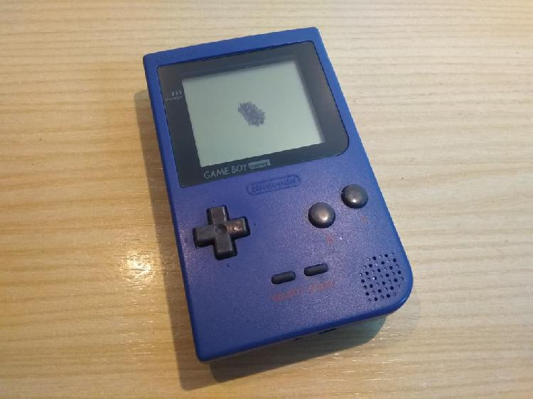 Gameboy pocket para reparar