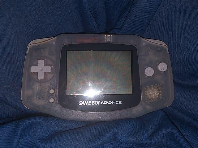 Gameboy advance sp con 32 juegos