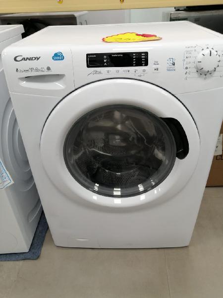 Lavadora secadora 8kg de lavado 5kg de secado
