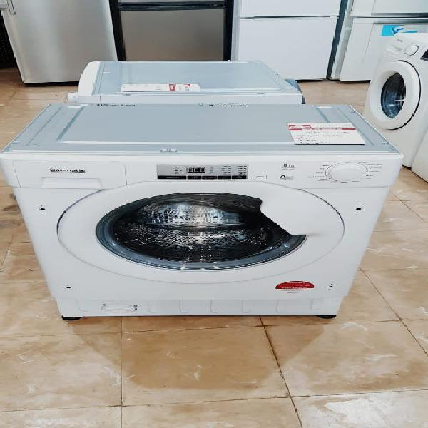 Lavadora nueva a+++ 8kg 1400rpm baumatic