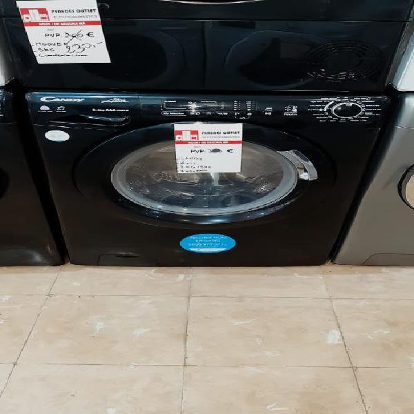 Lavadora secadora nueva aaa 8kg/5kg candy 1400rpm.