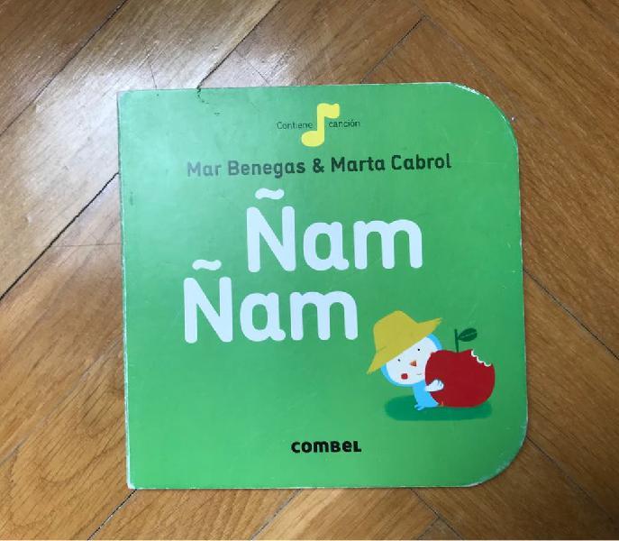 Libro infantil colección la cereza