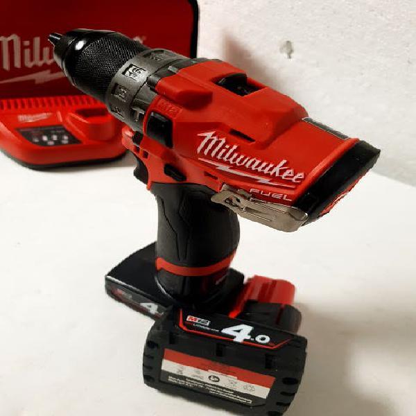 Milwaukee m12 fpd fuel taladro