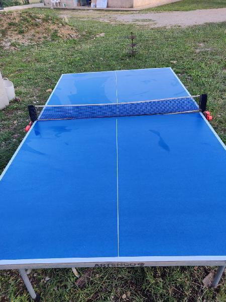 Mesa ping pong oficial decathlon