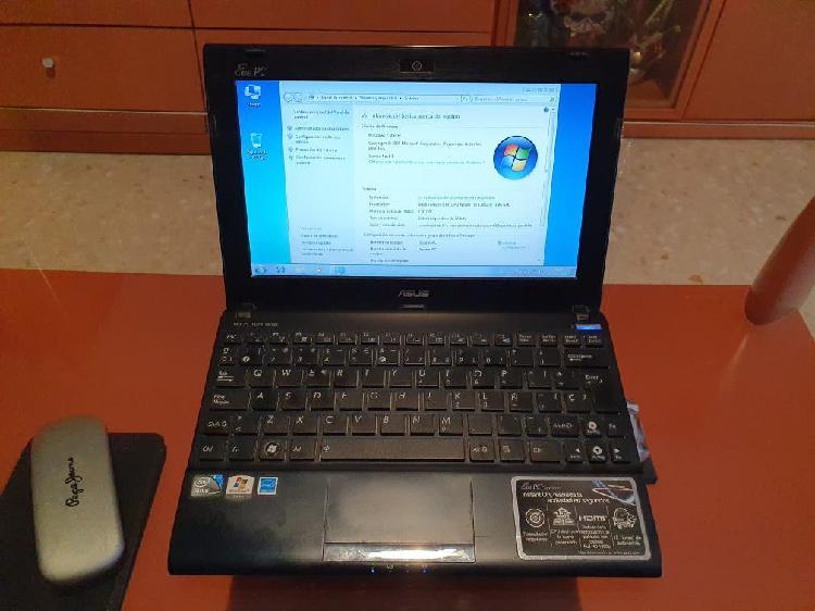 Netbook asus eee pc 1025c
