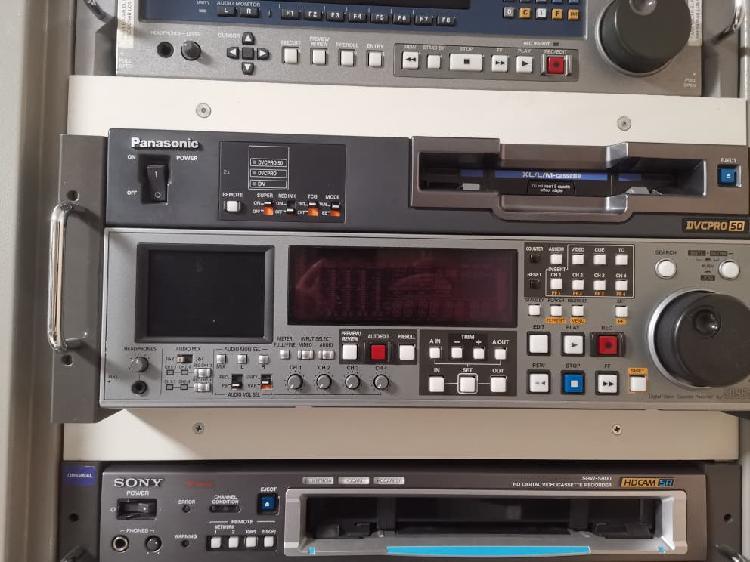 Panasonic aj-sd965e magnetoscopios dvcpro 50
