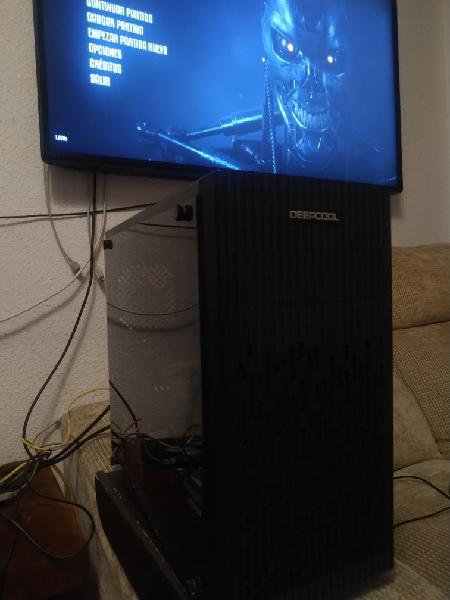 Pc gaming básico, i5,8gb ram, gtx 660,,