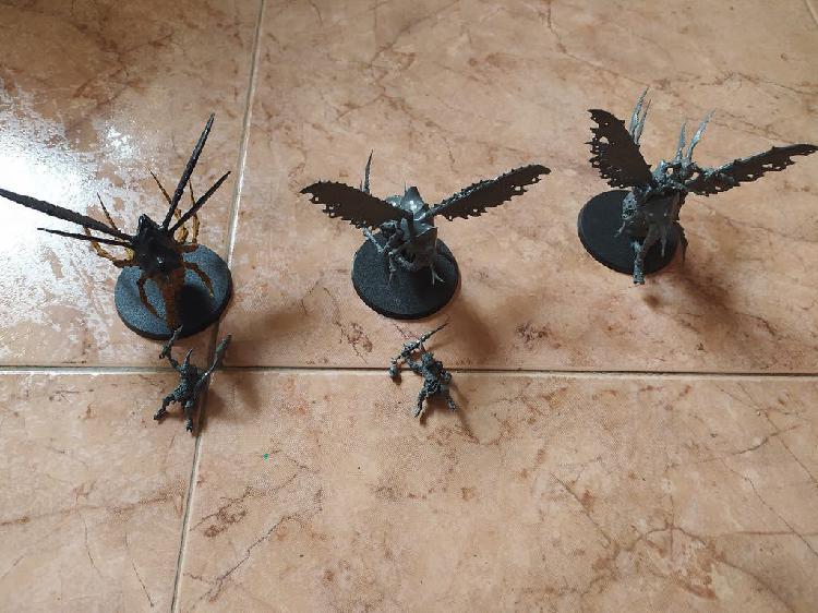 Plague drones de nurgle