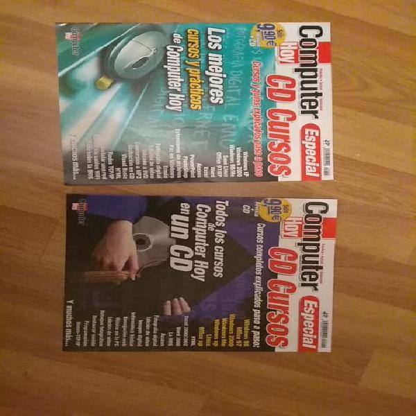 Revista computer hoy, especiales
