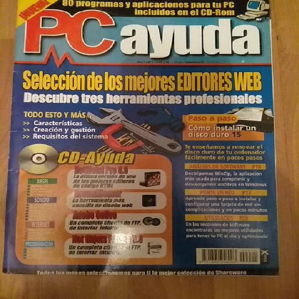 Revista pc ayuda número 1