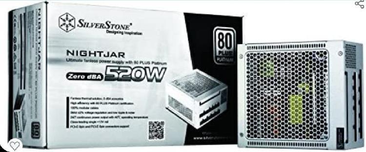Silverstone nj520 fuente de alimentación