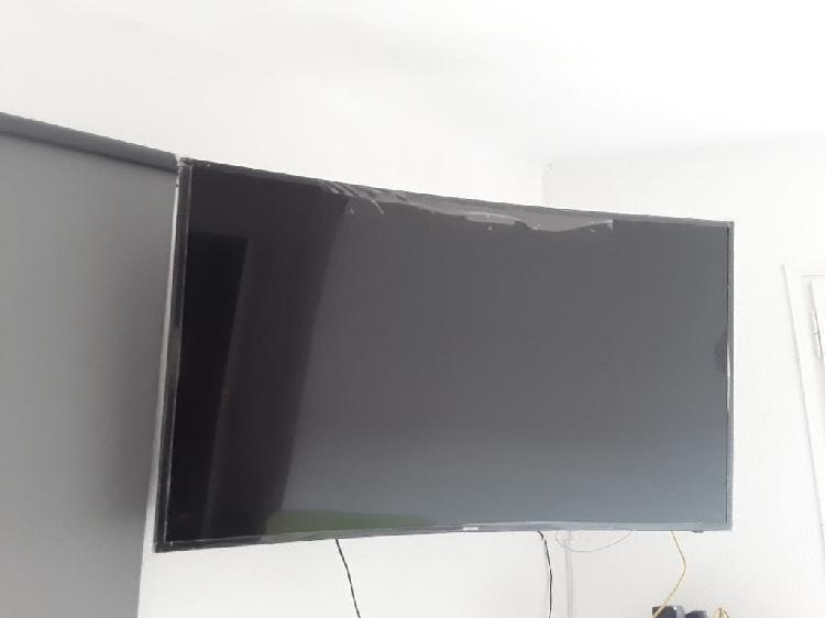 Samsung tv 49 smart tv uhd 4k hdr color negro