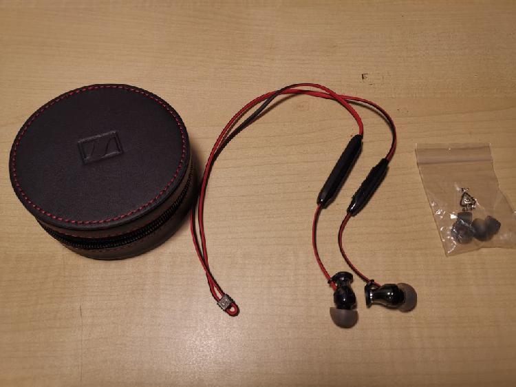 Sennheiser m2 iebt bluetooth auriculares in ear