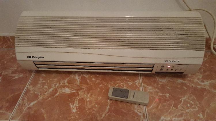 Split ventilador orbegozo