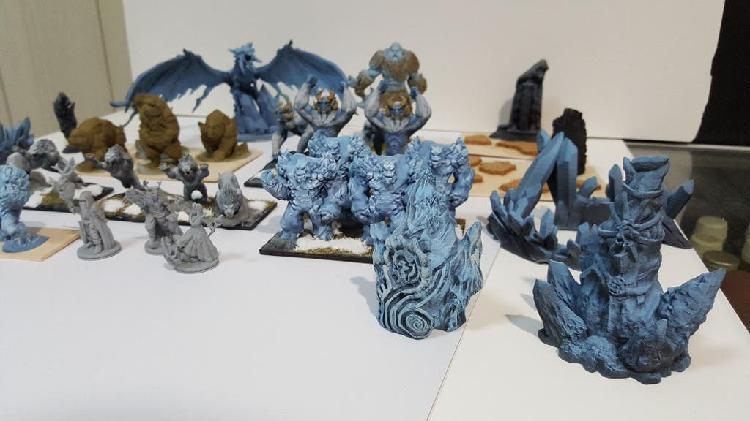 Warhammer kings of war
