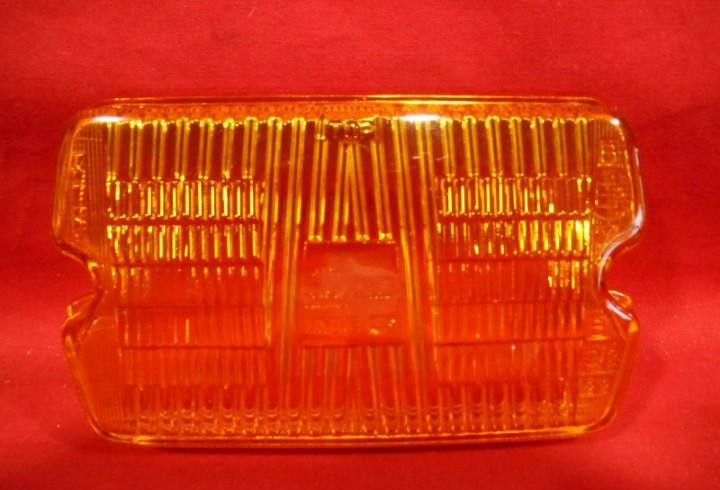 Cristal de faros antiniebla cibié iode 35 - sin estrenar -