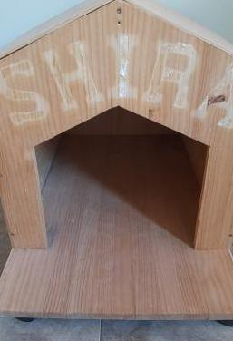 Caseta perro