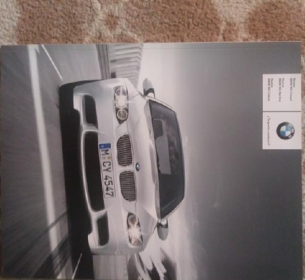 Catálogo nuevo bmw m3 coupé - berlina - cabrio