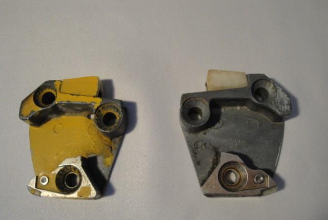 Cerraduras resbalón marco derecha e izquierda renault