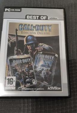 JUEGO PC BEST OF CALL OF DUTY ESPAÑOL
